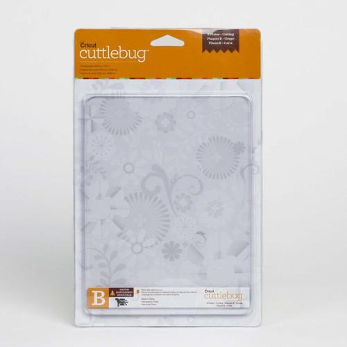 Cuttlebug B plates