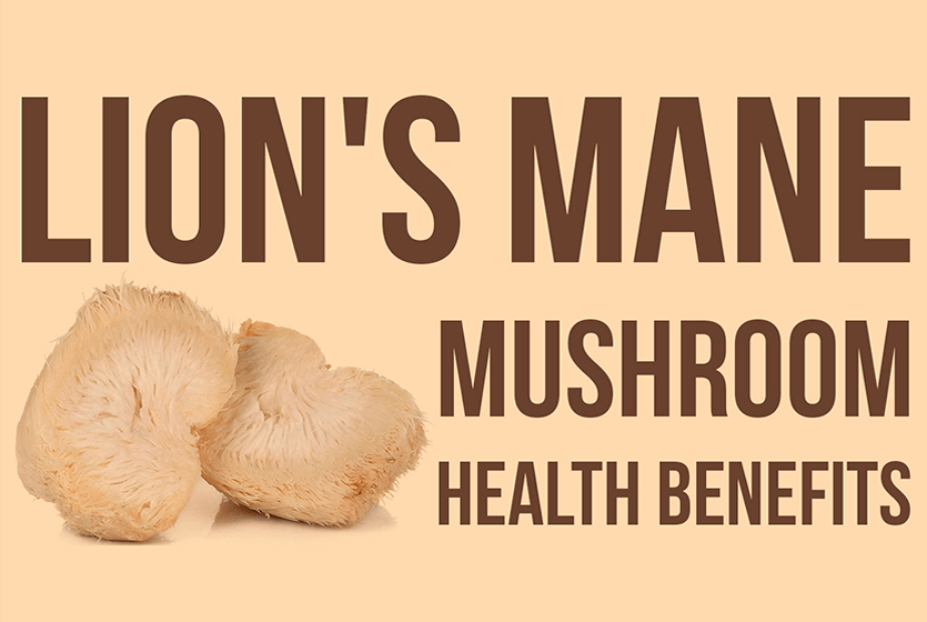 lion's mane mushroom health benefits