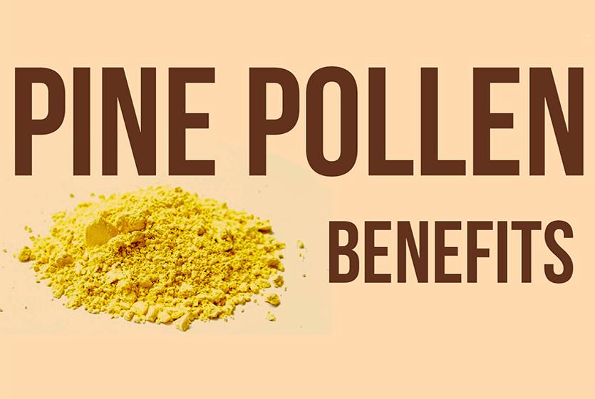 pine pollen benefits