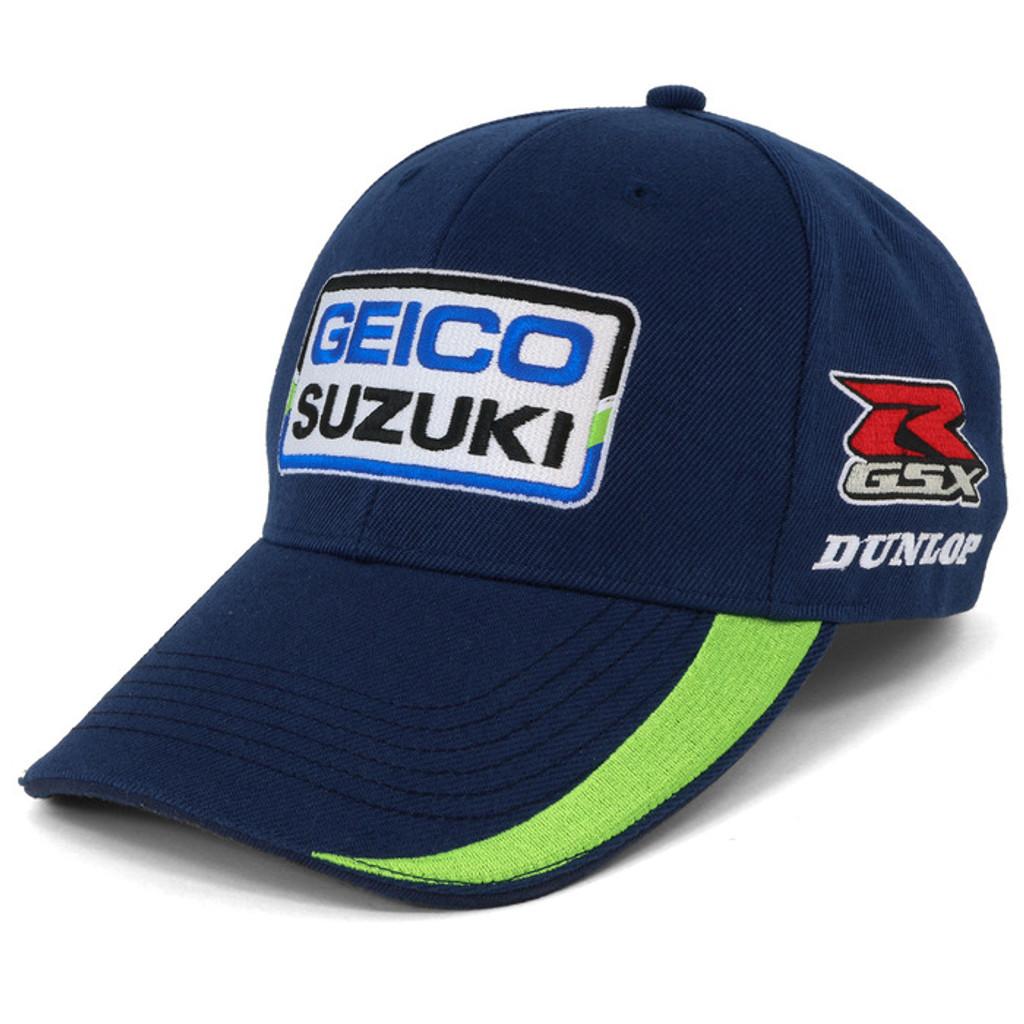 Geico Suzuki Team Hat