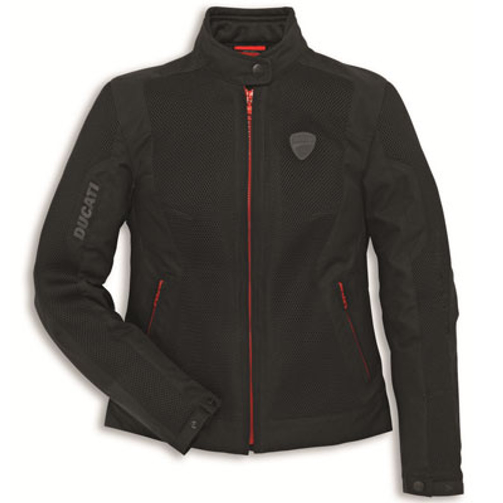 Ducati Flow 2 Women's Mesh Jacket by Spidi