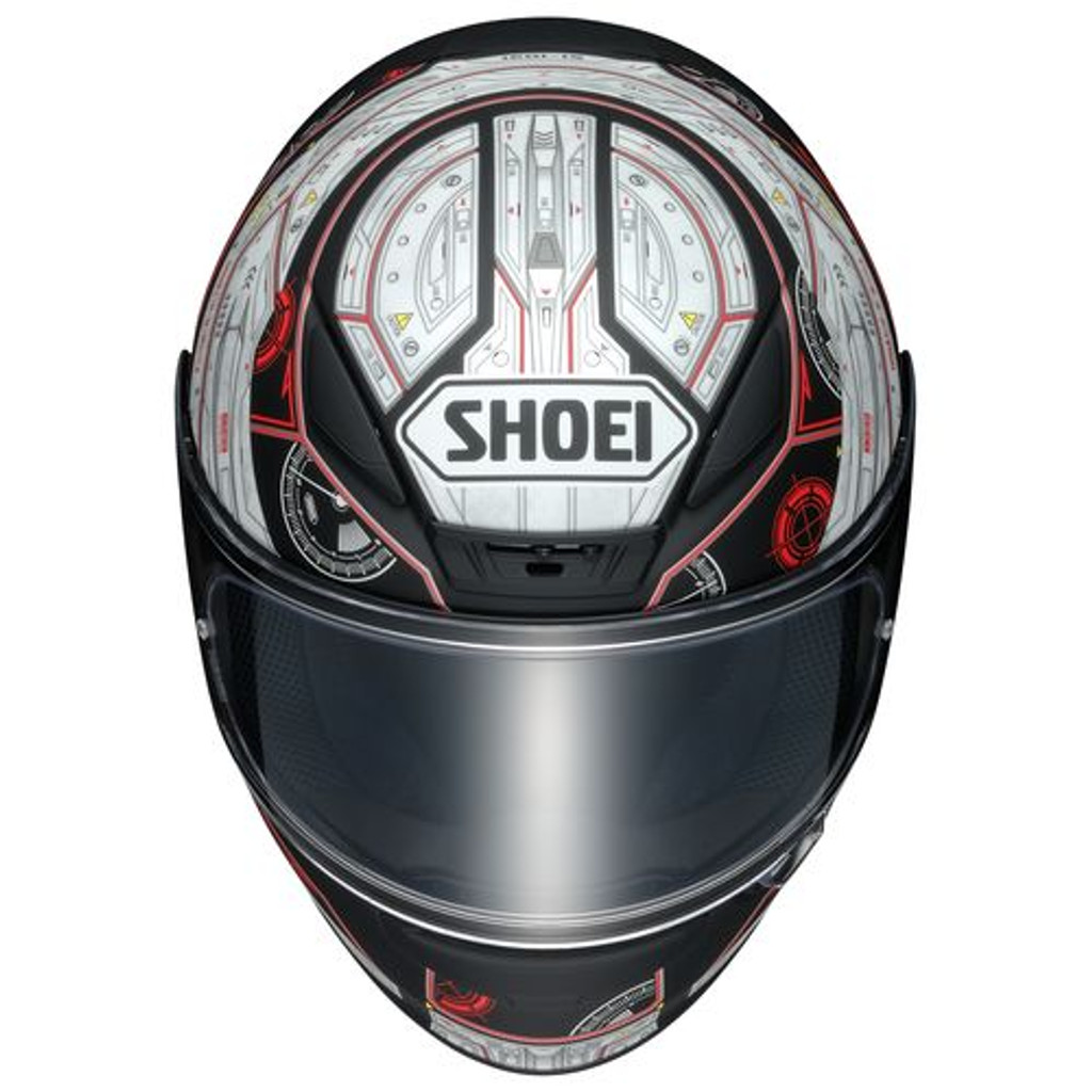 Shoei RF-1200 Vessel TC-5 Helmet