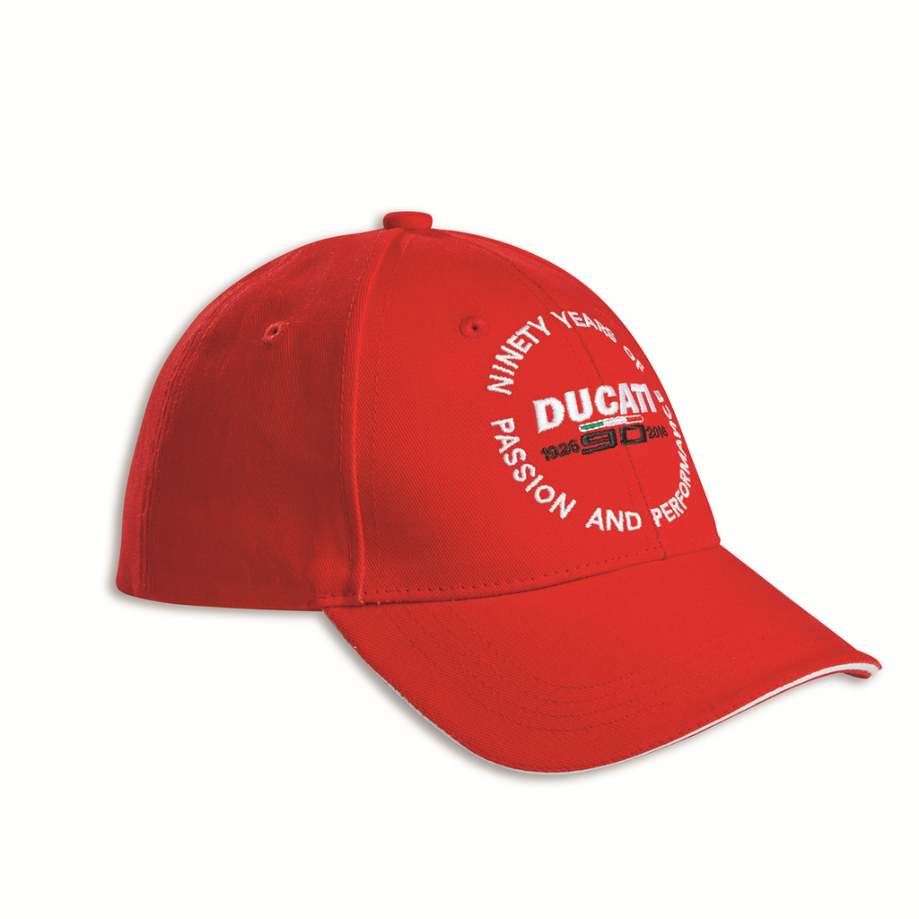 Ducati 90th Anniversary Hat