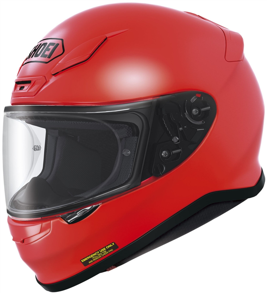 Shoei RF-1200 Shine Red Helmet