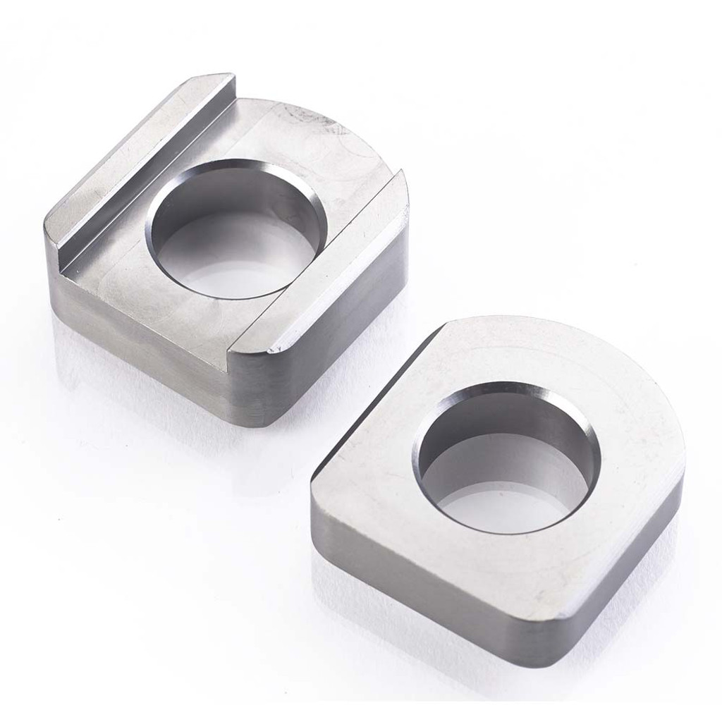 Triumph Grey Billet Wheel Adjuster