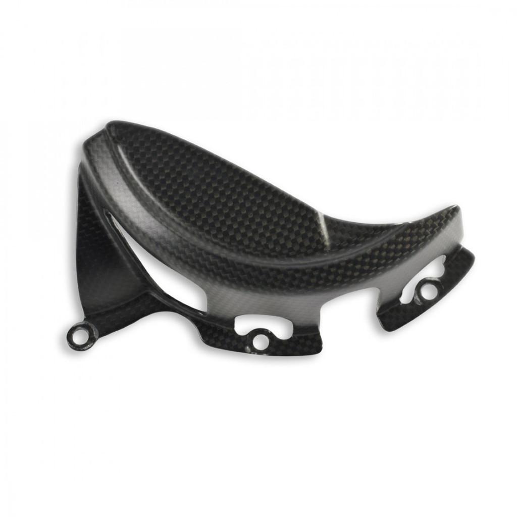 Ducati 1199 Carbon Fiber Generator Cover