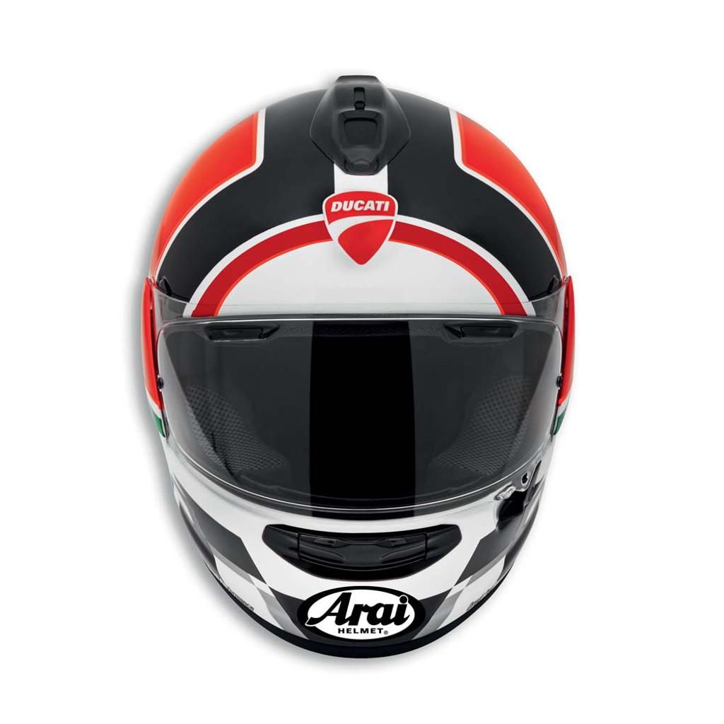 Ducati Checkmate Helmet by Arai