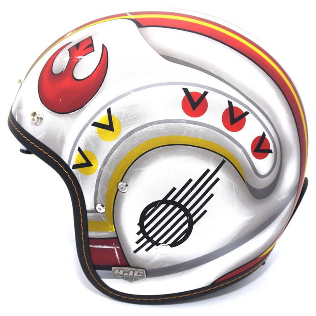HJC IS-5 Rebel X-Wing Fighter Pilot Helmet