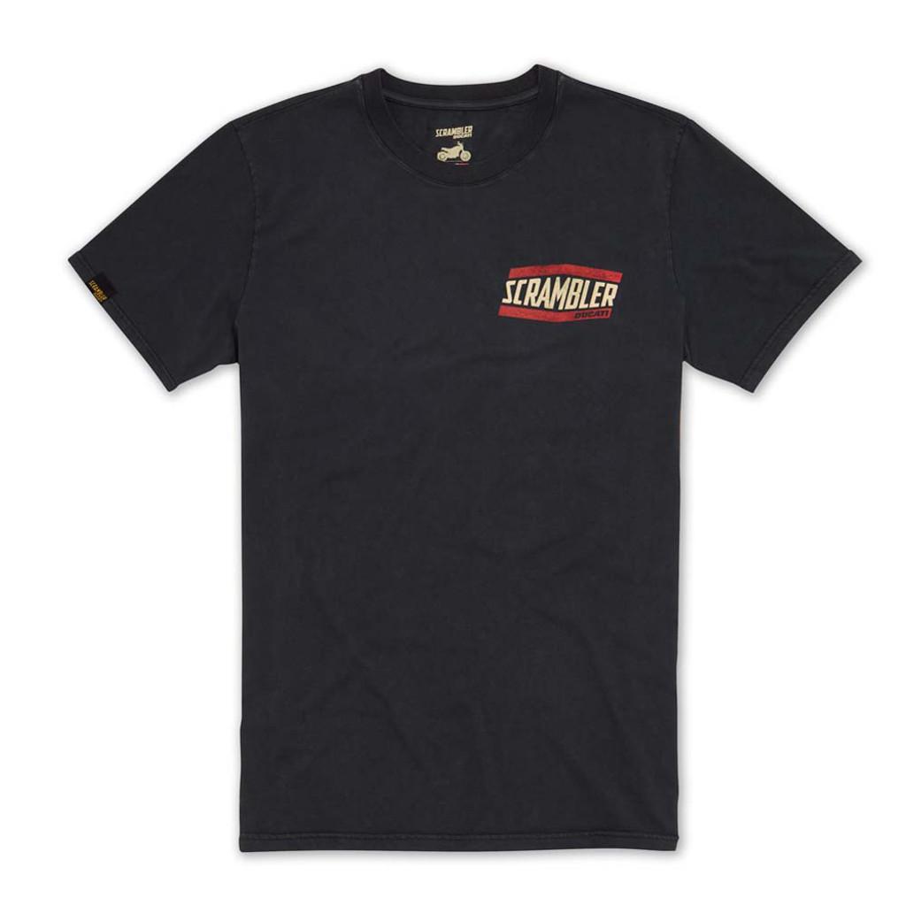 Ducati Scrambler Motor Shop T-Shirt