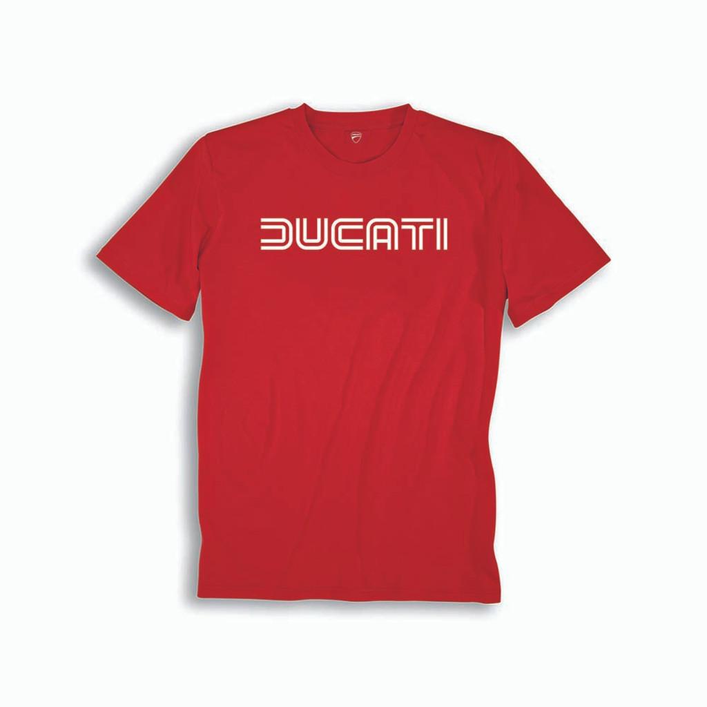 Ducati Ducatiana 80's T-Shirt (Red)