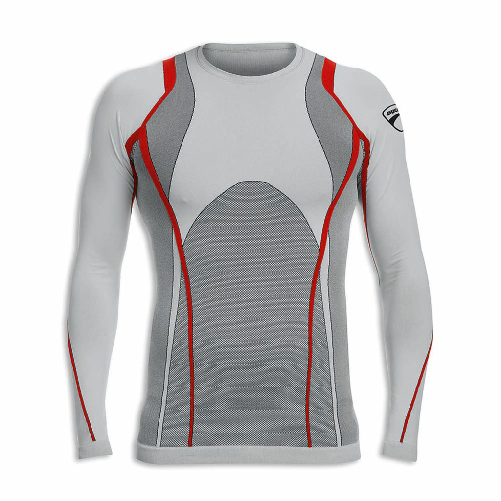 Ducati Cool Down Long Sleeve Undershirt