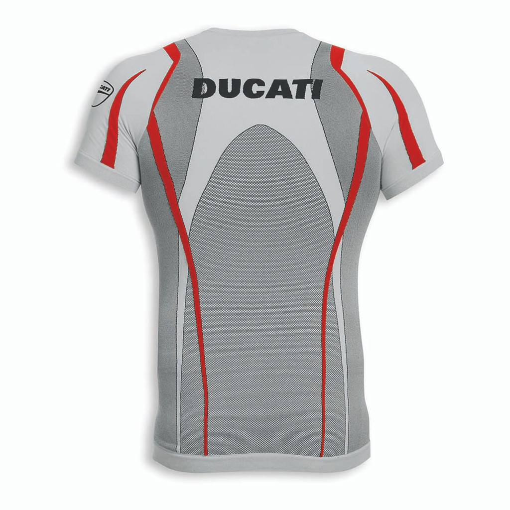 Ducati Cool Down Short Sleeve Undershirt
