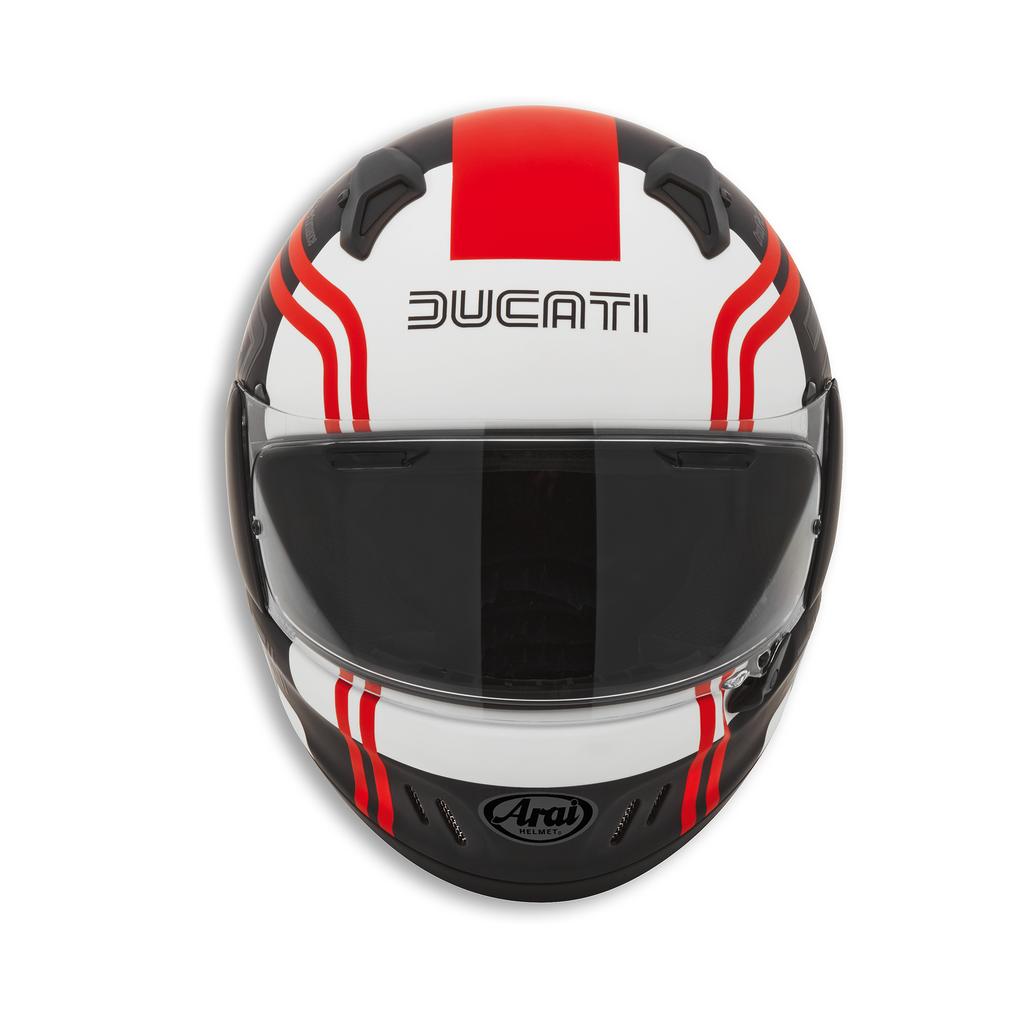 Ducati 77 Helmet