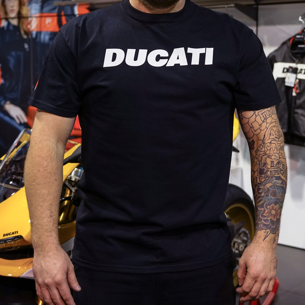 So Cal Ducati Dealership T-Shirt (Black)