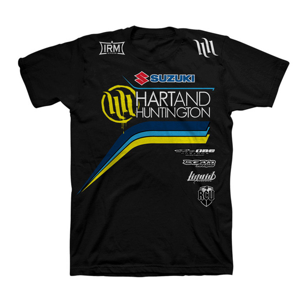Suzuki Hart & Huntington Retro T-Shirt