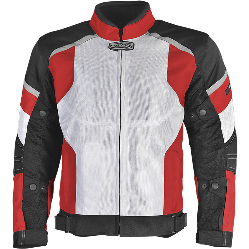 Pilot Direct Air Mesh Jacket (Red)