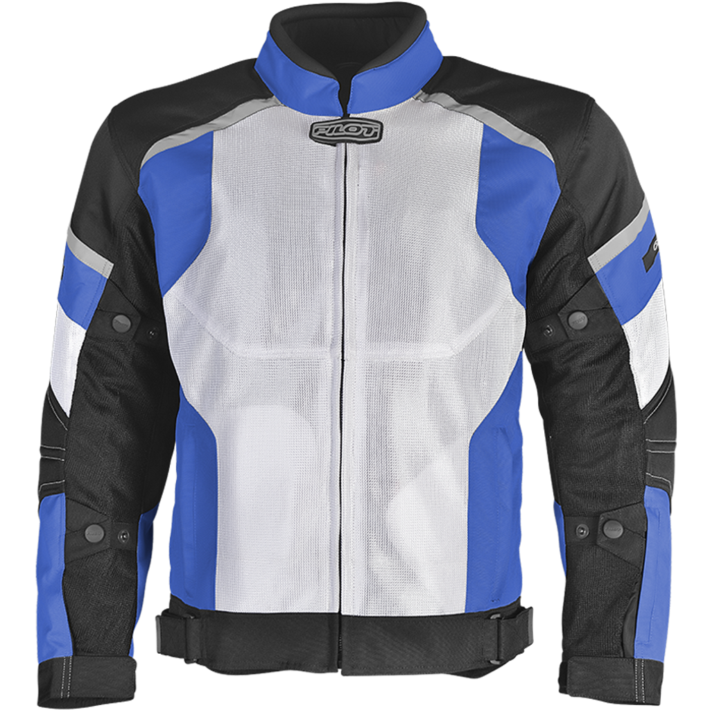 Pilot Direct Air Mesh Jacket (Blue)