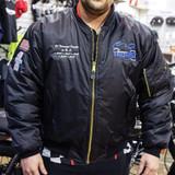 So Cal Triumph Dealership Bomber Jacket