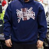 So Cal Triumph Dealership Hoodie (Blue)
