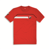 Ducati Corse Speed T-Shirt (Red)