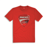 Ducati Corse Sketch T-Shirt (Red)