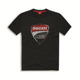 Ducati Corse Sketch T-Shirt (Black)