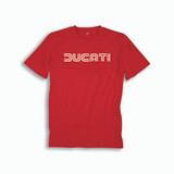 Ducati Ducatiana 80's T-Shirt (Red)