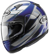 Arai Quantum 2 Hacking Blue / Silver Medium