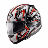 Arai RX-Q Talon Red Medium