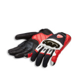 Ducati Company C1 Gloves (Red/Wht)