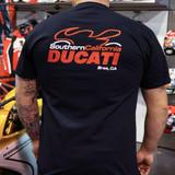 So Cal Ducati Dealership T-Shirt (Black)