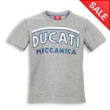 Ducati Meccanica Kids T-Shirt