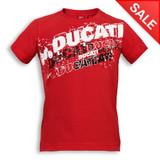 Ducati Spot Graphic Kids T-Shirt