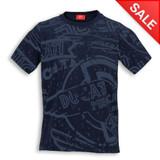 Ducati Retro Kids T-Shirt