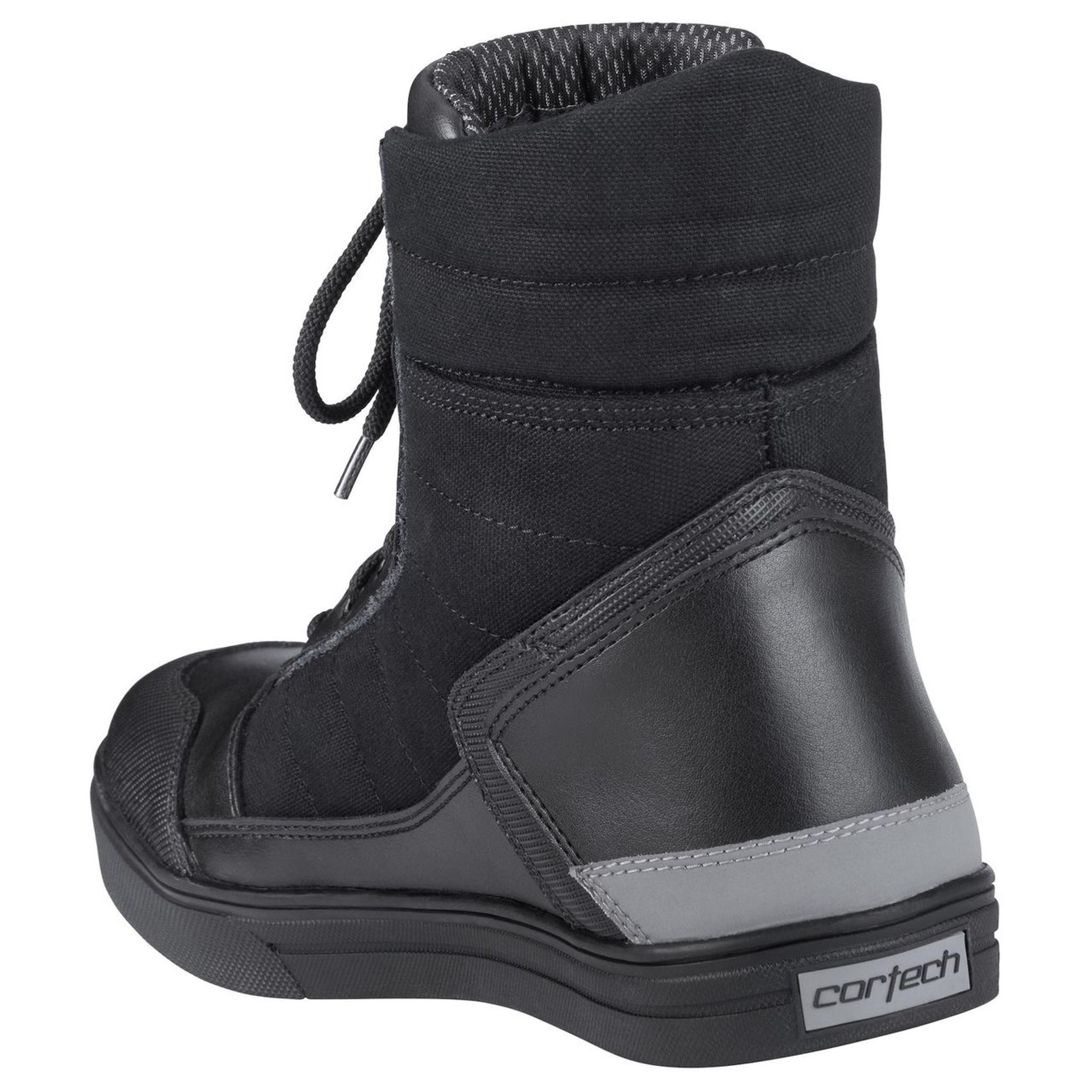 ad95c83b94bd1 Cortech Vice WP Riding Shoe (Blk/Blk)