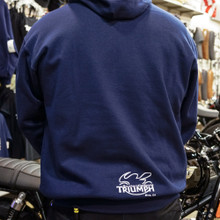 So Cal Triumph Dealership Hoodie (Blue)