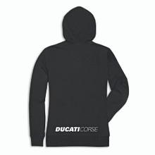 Ducati Corse Sketch Women's Hooded Sweatshirt