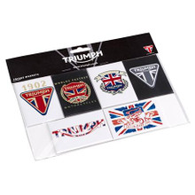 Triumph Magnet Set