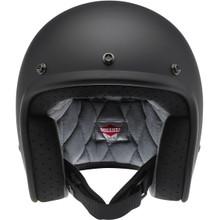Biltwell Bonanza Helmet (Flat Black)