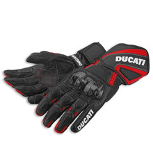Ducati Performance Gloves by Spidi (Black)