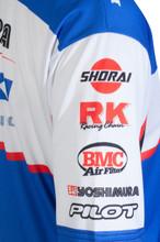Yoshimura Suzuki Factory Racing Team Crew Shirt