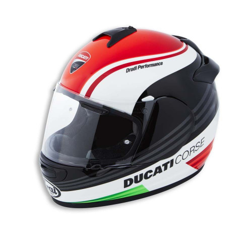 Ducati Corse SBK 3 Helmet by Arai (Red)