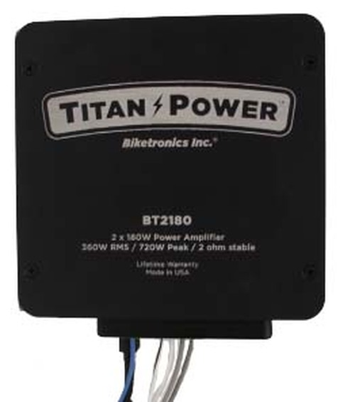 BT2180 Amplifier Kit - 180W RMS X 2