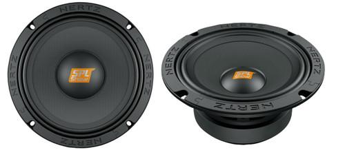Hertz SV 165.1 Midrange Speakers for Lowers