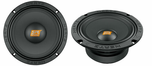 Hertz SV 165.1 Midrange Speakers for Lowers