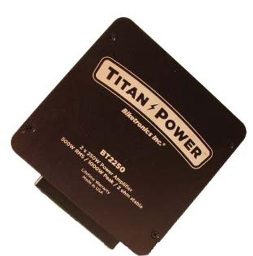 1996-2013 Premium Amp & Speaker Package