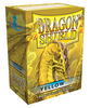 Dragon Shield Box of 100 in Yellow