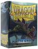 Dragon Shield Box of 100 in Matte Green