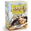 Dragon Shield Box of 100 in Matte Ivory