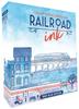 Railroad Ink: Blue